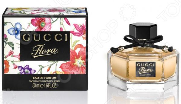 Парфюмированная вода для женщин Gucci Flora By Gucci туалетная вода gucci flora by gucci glorious mandarin объем 100 мл вес 150 00