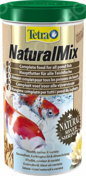 Корм для прудовых рыб Tetra Natural Mix корм для прудовых рыб tetra floating pellets s