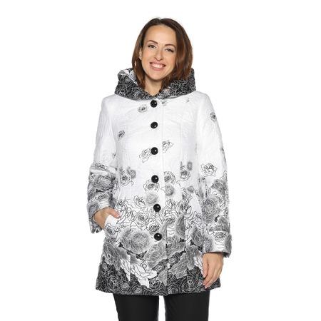 Купить Куртка Pit.Gakoff «Теплое дыхание». Цвет: белый, черный
