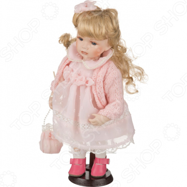 Кукла фарфоровая Lefard 485-220
