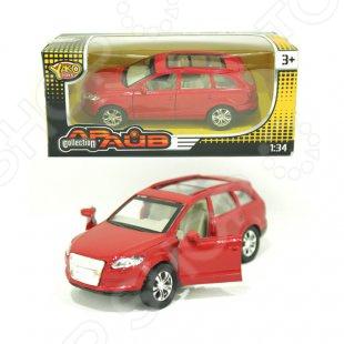 Модель автомобиля 1:32 инерционная Yako «Драйв» Collection 1724558. В ассортименте