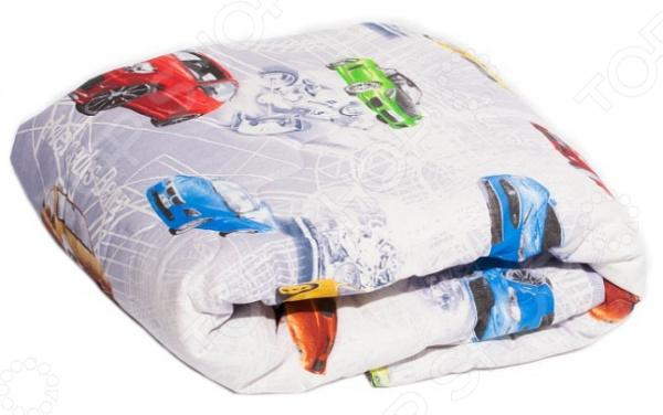 Одеяло детское Dream Time «Машинки»