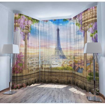 Купить Фототюль ТамиТекс «Утро в Париже»