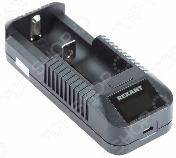 Устройство зарядное для аккумулятора Rexant 18-2241 зарядное устройство liitokala lii 260 lii 260 18650 26650