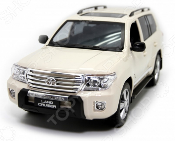 Машинка на радиоуправлении Balbi Toyota Land Cruiser 1:14