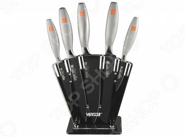 Набор ножей Vitesse Legend ножи кухонные vitesse набор ножей для сыра