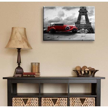 Купить Картина ТамиТекс «Красная машина»