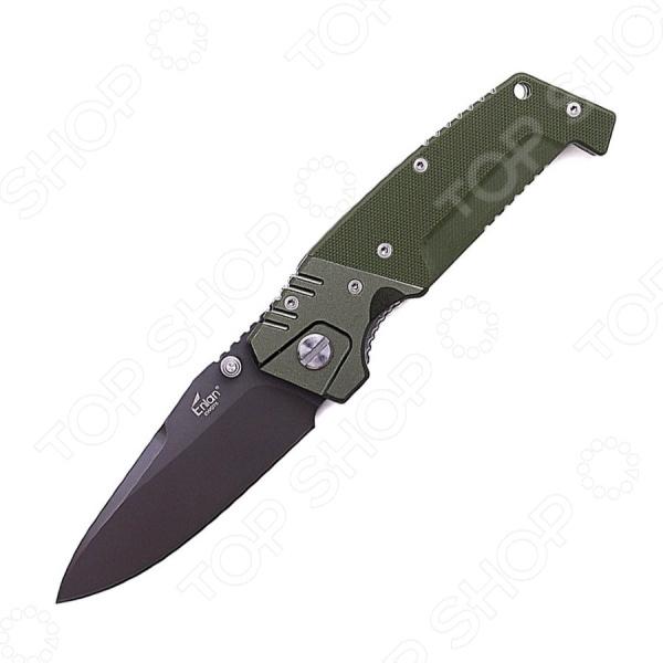 Нож складной Enlan EW075 нож enlan ew075 длина лезвия 85мм