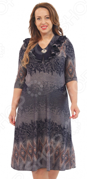 Платье LORICCI «Джулианна». Цвет: синий платье loricci белые ночи цвет серый