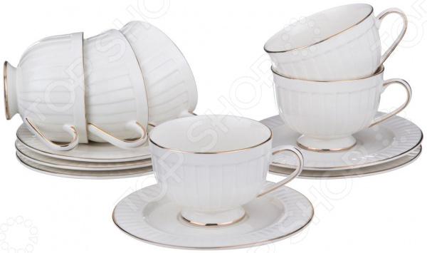 Чайный набор Lefard 418-276 кофейная пара lefard 760 418