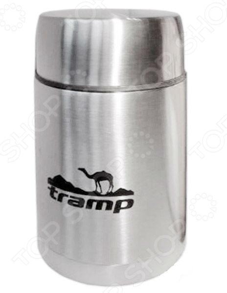 Термос Tramp с широким горлом