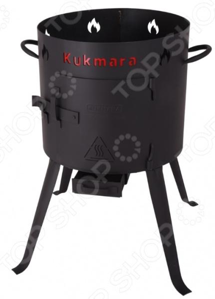 Учаг для казана. Объем: 4,5 л учаг для казана kukmara ук08 4 5 л
