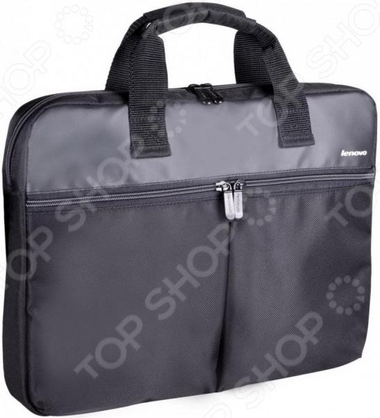 Сумка для ноутбука Lenovo Toploader T1050 15.6
