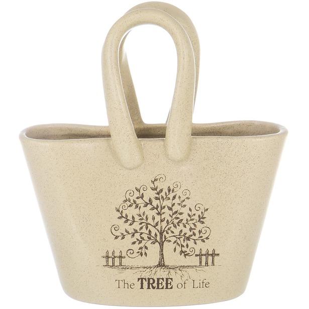 фото Подставка под столовые приборы Elrington «Корзинка» The Tree Of Life