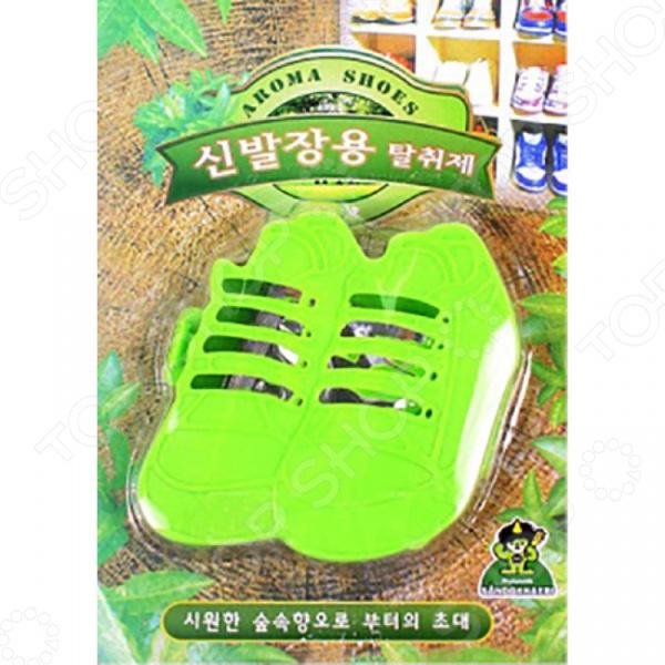 Поглотитель запахов для обуви Sandokkaebi «Лесной» средство против запаха и моли для шкафов sandokkaebi лесной 4 г