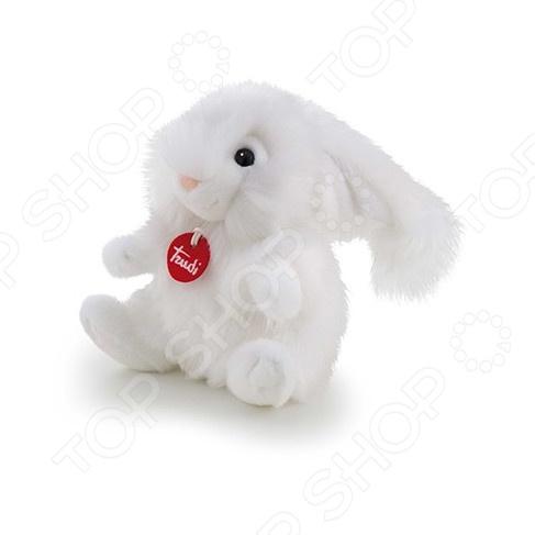 Мягкая игрушка Trudi «Зайчик-пушистик» мягкие игрушки trudi лайка маркус 34 см