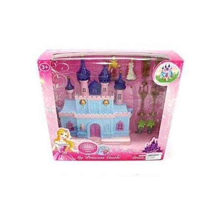 Купить Замок кукольный Shantou Gepai 628540