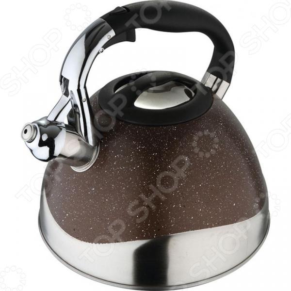 Чайник со свистком Wellberg 6362 WB