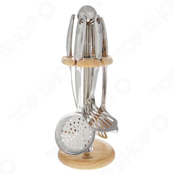 Набор кухонных принадлежностей TalleR Колдвел набор кухонных принадлежностей taller эккерли
