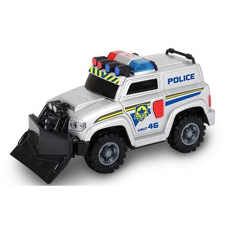Купить Машинка со светозвуковыми эффектами Dickie «Полицейская машина»