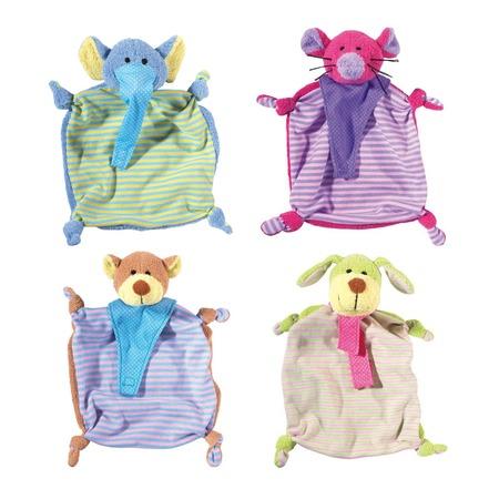 Купить Игрушка-платок развивающая Simba «Зверушка». В ассортименте