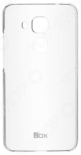 Чехол защитный skinBOX Huawei Nova Plus чехлы для телефонов skinbox чехол skinbox lux apple iphone 7 plus
