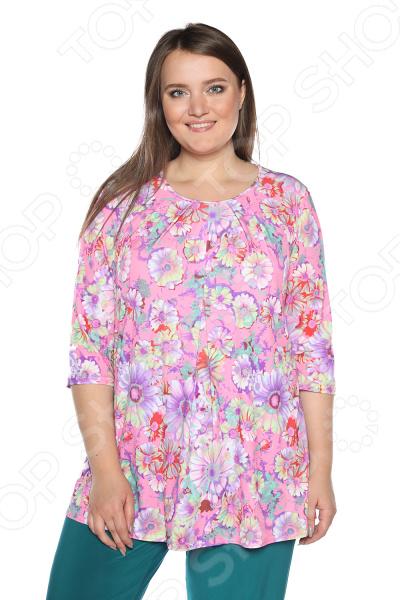 Блуза Лауме-Лайн «Сад чудес». Цвет: лавандовый блуза лауме стиль заветное признание цвет черный
