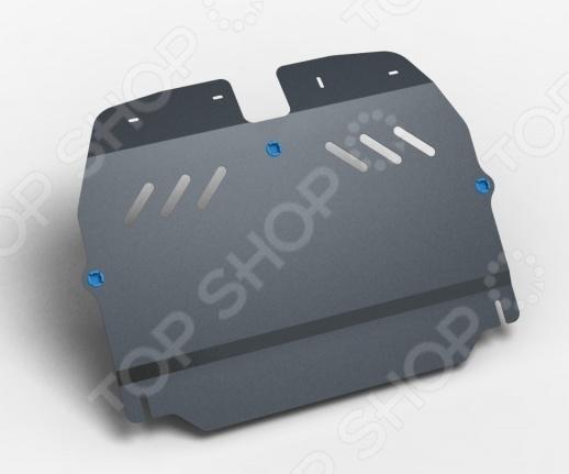 Комплект: защита картера и крепеж Novline-Autofamily KIA Carens 2006-2012: 1,6 2,0 бензин МКПП/АКПП комплект защита картера и крепеж mazda cx 5 2012 3 2014 1 5 1 6 2 0 бензин мкпп акпп