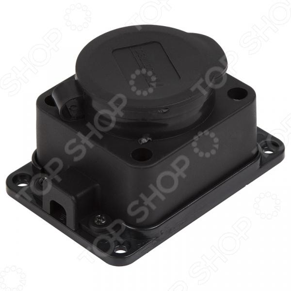 Розетка штепсельная влагозащищенная PROconnect 78-0510 bonatech 0510 2 2mh color ring inductors code inductor green 10 pcs
