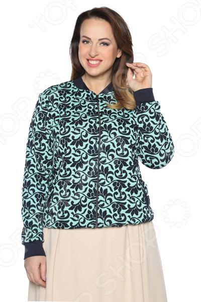 Бомбер Pretty Woman «Прекрасное настроение». Цвет: мятный бомбер printio мода 2017