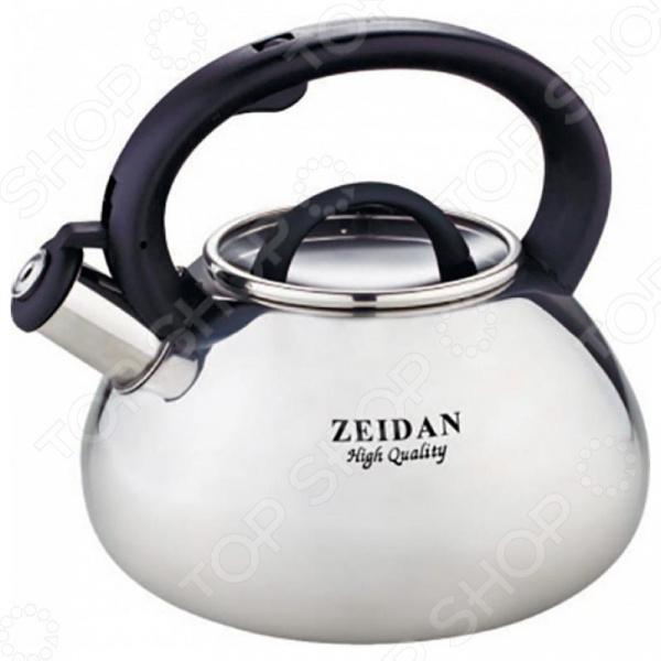 Чайник со свистком Zeidan Z4139
