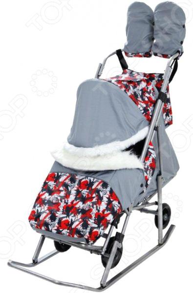 Санки-коляска «Метелица-Премиум» - артикул: 2022743