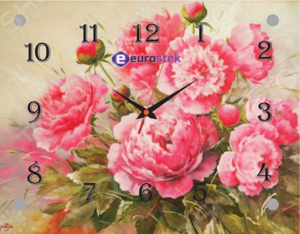 Часы настенные Eurostek 2026-400Э часы настенные eurostek 2026 сн r671