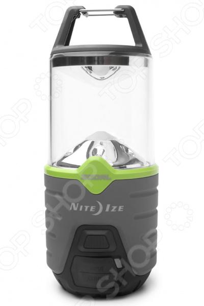 Фонарик кемпинговый NiteIze Radiant 300 usb перезаряжаемый высокой яркости ударопрочный фонарик дальнего света конвой sos факел мощный самозащита 18650 батареи