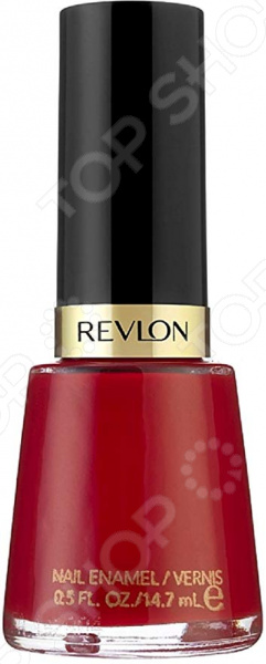 Лак для ногтей Revlon Core Nail Enamel Revlon red 680 enamel sector pattern brooches with red tassel
