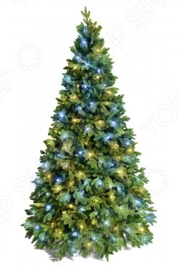 Ель искусственная Green Trees «Барокко Премиум» световая