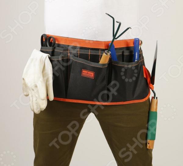 Поясная сумка для садового инструмента 13 карманов 3098153