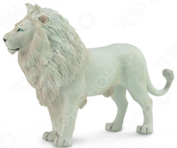 Фигурка Collecta «Лев белый» collecta фигурка африканский лев