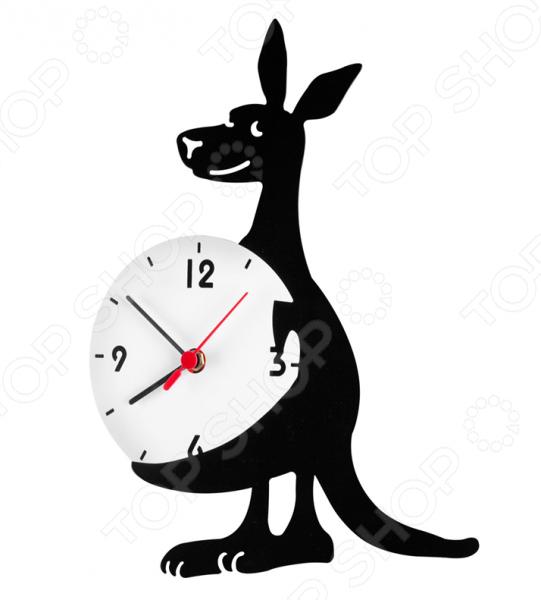 Часы настенные Miolla «Кенгуру» часы настенные miolla попугай