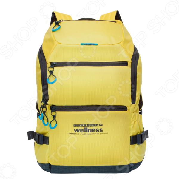 Рюкзак молодежный Grizzly RU-710-2
