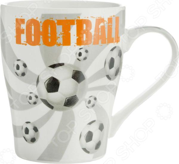 Кружка Loraine «Футбол» 26653-2