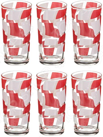Набор стаканов «Дуэт» 381-707