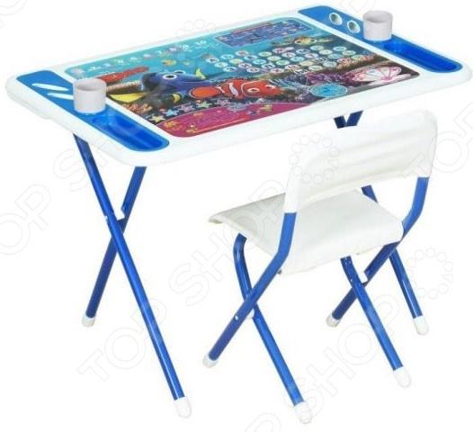 Набор складной детской мебели Дэми Disney «В поисках Немо» набор складной мебели irit irg 524 набор стол и 2 стула