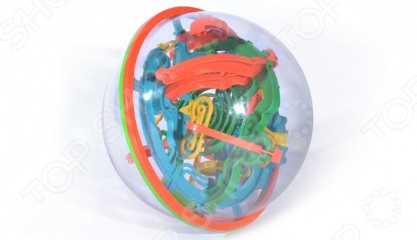 Игрушка-головоломка детская Bradex «Шар-лабиринт» 1