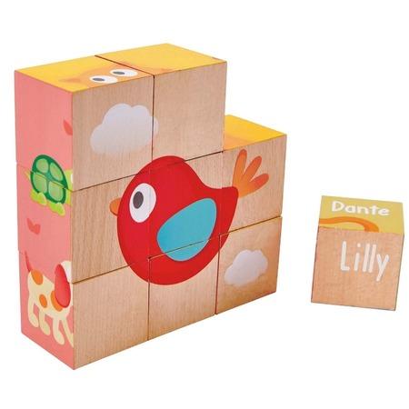 Купить Кубики Hape «Лили»