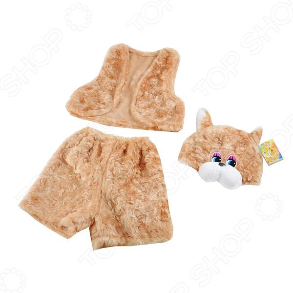 Костюм новогодний детский Костюмы «Кот» 016 костюмы alpine pro костюм