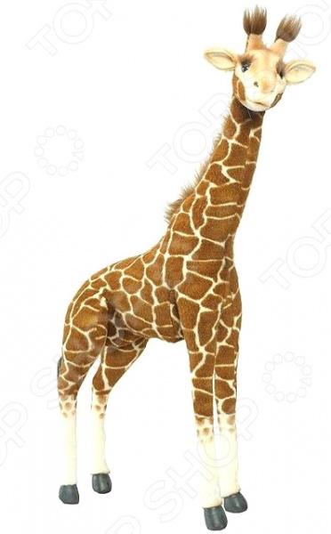 Zakazat.ru: Мягкая игрушка Hansa «Жираф стоящий»
