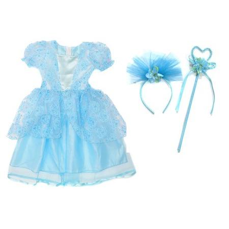 Купить Костюм карнавальный для девочки Новогодняя сказка «Зимняя принцесса»