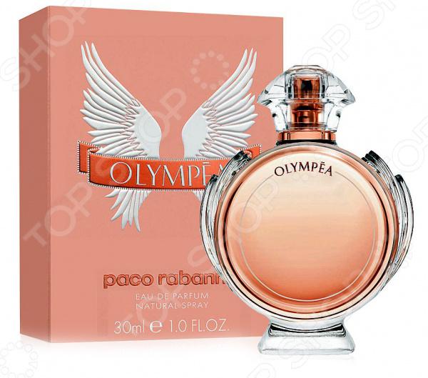 Парфюмированная вода для женщин Paco Rabanne Olympea paco rabanne olympea дезодорант спрей olympea дезодорант спрей
