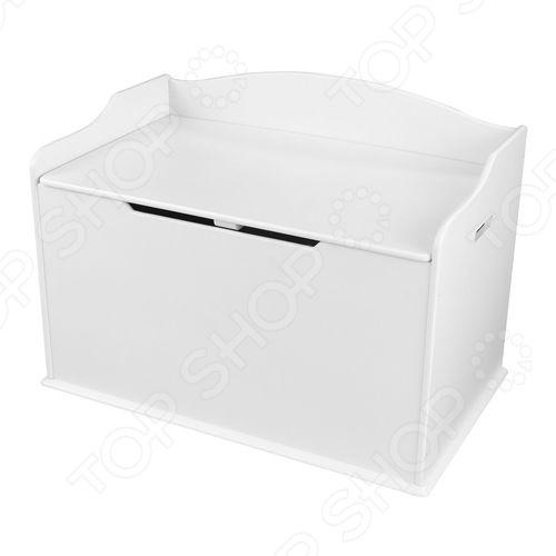 Ящик для хранения игрушек KidKraft Austin Toy Box ящик для игрушек kidkraft ящик для игрушек остин бежевый